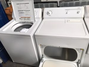 Washer and Dryer Set kenmore for Sale in Long Beach, CA