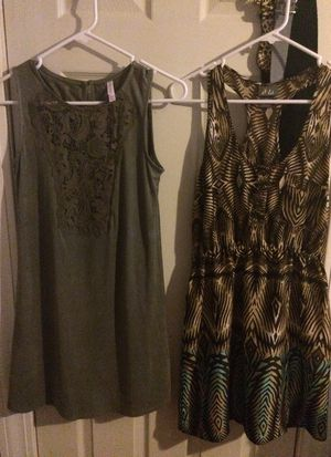 Dresses size xtra small and small for Sale in Woonsocket, RI