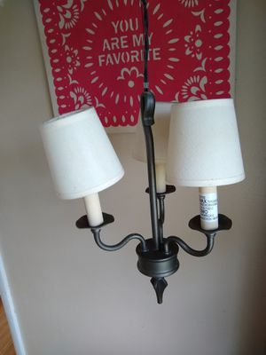 Entryway light fixture for Sale in Centre Hall, PA