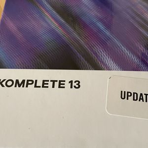 Komplete 13 Update (Serial Only) for Sale in Memphis, TN