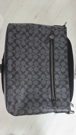 COACH mens messenger BAG perfect condition new for Sale in Bellevue, WA