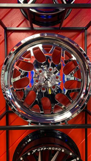 New 20 XF Forged Off Road rims for Sale in Orlando, FL