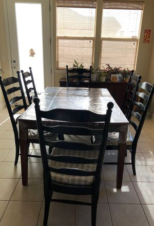Dining Table and Chairs for Sale in San Jose, CA