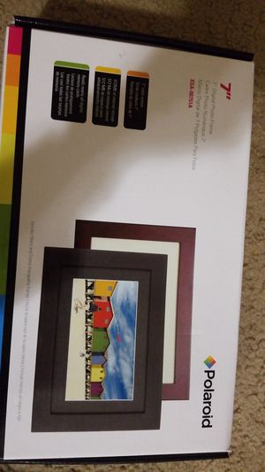 "Digital photo frame 7"" New for Sale in San Antonio, TX"