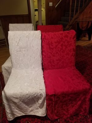 Upholstered chairs for Sale in Fairfax, VA