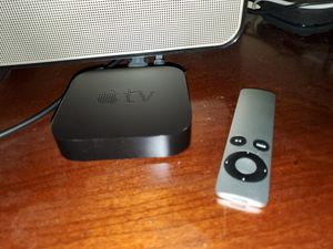 Apple TV with remote. Works great! for Sale in Seattle, WA
