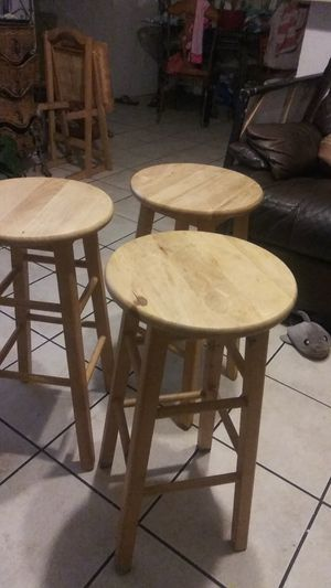 One Stop Gardens Bar Stools for Sale in San Antonio, TX