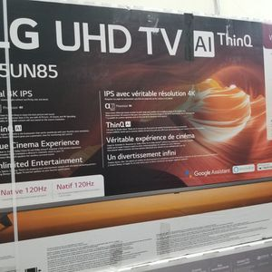 """Best Price GUARANTEED. Best PICTURE QUALITY LG. 2020 MODEL. 75"""" THINQ for Sale in Los Angeles, CA"""