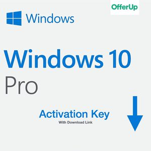 Windows 10 Pro - Activation Key + Download link for Sale in Los Angeles, CA