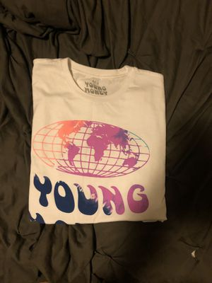 Young money shirt size xl for Sale in Los Angeles, CA