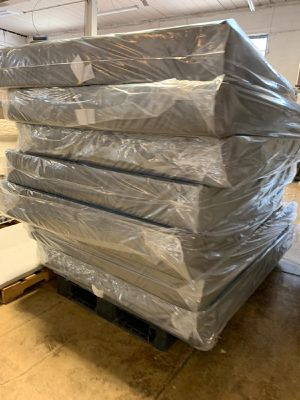 Orthopedic mattress and box spring delivery available for Sale in Bridgeview, IL