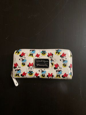 Loungefly x Minnie Mouse for Sale in Lynnwood, WA
