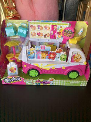 Shopkins ice cream truck for Sale in Fontana, CA