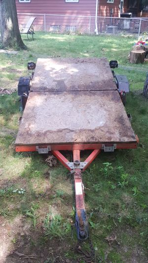 4 x 8 fold-up TRAILER for Sale in Cleveland, OH