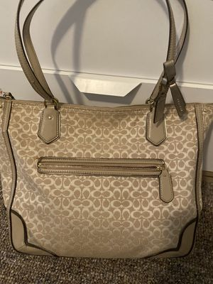Coach tote bag for Sale in Lawrence, KS