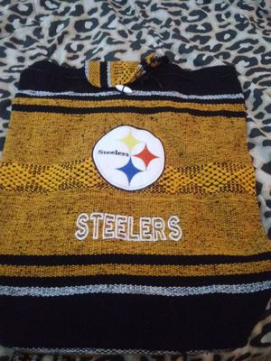 Brand New Custom Knitted Steelers Backpack for Sale in Columbus, OH