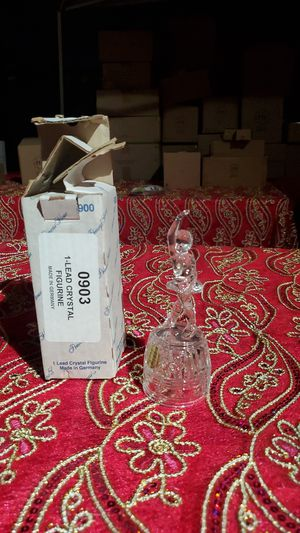 Princess House Lead Crystal Figurine for Sale in Downey, CA