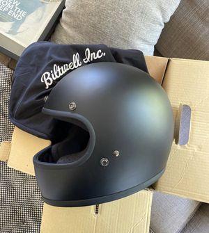 Biltwell Gringo Motorcycle Helmet - Matte Black for Sale in Long Beach, CA