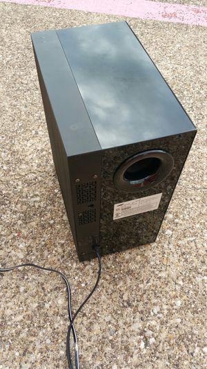 Samsung wireless subwoofer for soundbar for Sale in Richardson, TX