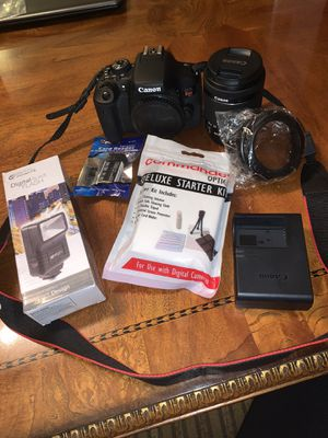 Canon Rebel T6i For Sale ! for Sale in West Palm Beach, FL