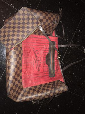 Louis Vuitton neverfull bag for Sale in Ridgefield, CT