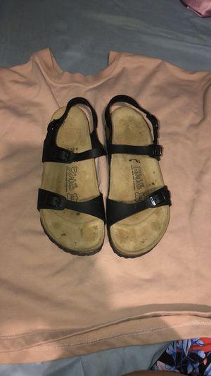 birkis by birkenstock sandals for Sale in Brownsville, TX