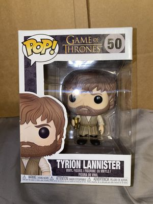 Funko Pop! Game Of Thrones Tyrion Lannister #50 Vinyl Figure for Sale in Los Angeles, CA