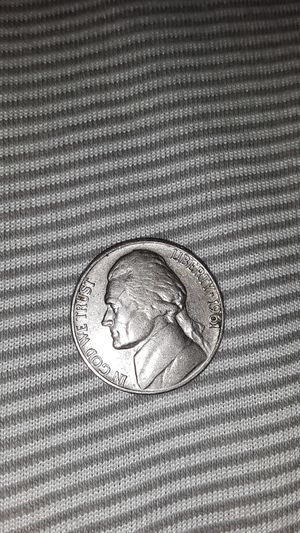 1961 Jefferson nickle for Sale in Hastings, NE
