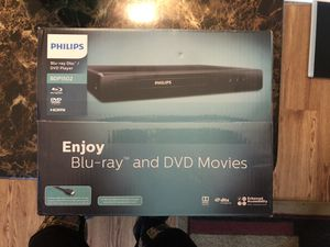 Philips Blue Ray DVD Player for Sale in Georgetown, KY