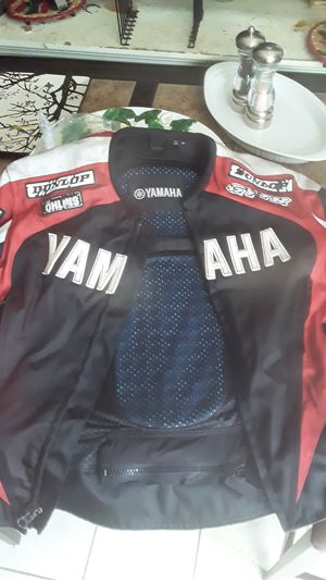 Yamaha motorcycle jacket size M for Sale in Santa Ana, CA