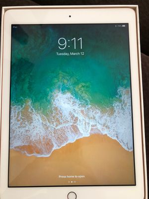 2018 IPad 6th generation for Sale in Danville, PA