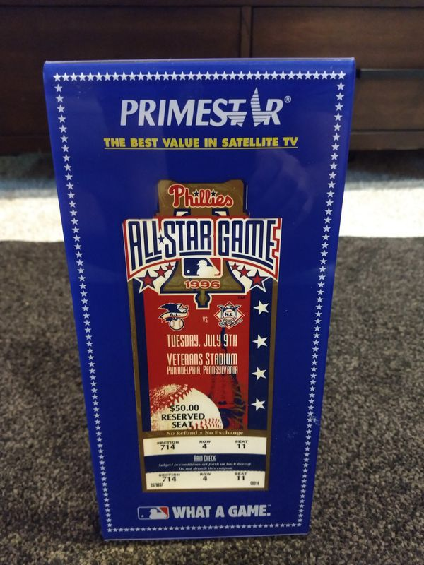 All Star Game ticket