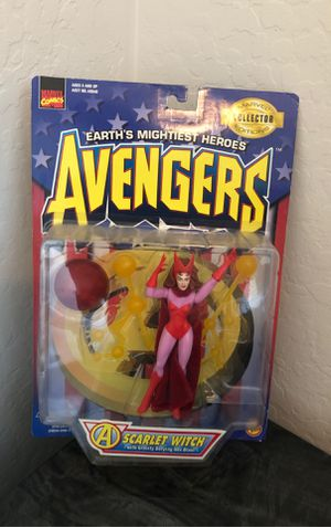 Scarlet Witch Avengers action figure for Sale in Phoenix, AZ