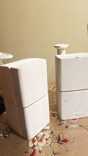 2-bose speakers for Sale in Hillsboro, OR