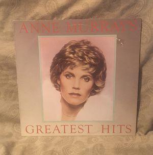 Anne Murray's Greatest Hits Vinyl LP Album for Sale in Barrington, IL