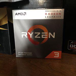 Ryzen 3 3200g for Sale in Manson, WA