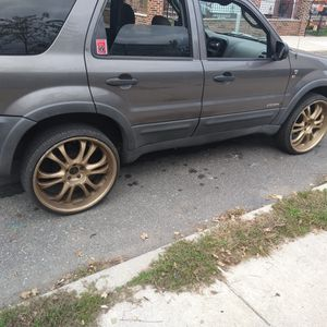 Rims 500 Or Trade For Dirt bike Or Quad for Sale in Philadelphia, PA