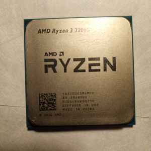 AMD Ryzen 3 3200g CPU for Sale in Baltimore, MD