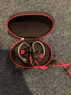 Beats power wireless mint condition for Sale in Springfield, MA