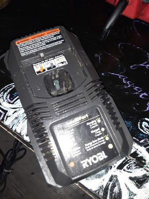 Ryobi class 2 battery charger for Sale in Del City, OK