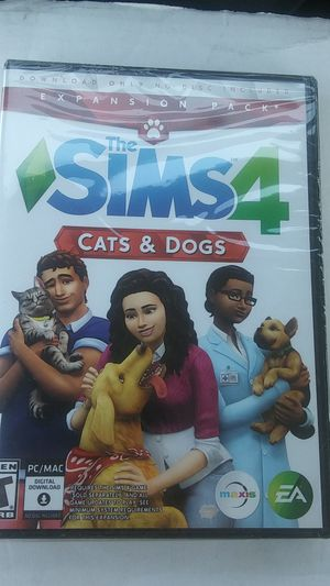The Sims 4: Cats and Dogs for Sale in Dallas, TX
