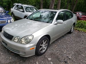 2000 Lexus Gs400 Platinum Series 169k Miles Navigation Touch for Sale in Bowie, MD