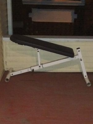 Weight bench for Sale in Peoria, IL