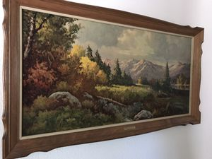 Robert Wood Painting for Sale in Tempe, AZ