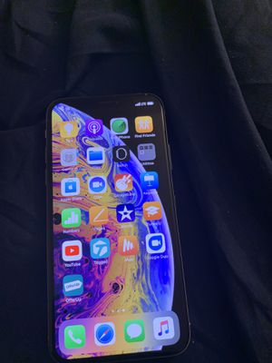 iPhone XS for Sale in Carbondale, IL