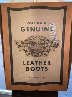 Harley Davidson Men's size 13 boots for Sale in North East, MD