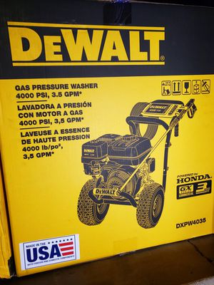 Power wascher 4000 psi for Sale in Riverside, CA