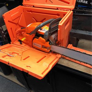 Husqvarna 455 Rancher With Carry Case for Sale in Wethersfield, CT
