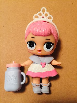 Crystal Queen Lol Surprise Doll series 1 for Sale in Edmonds, WA