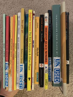 Plays - theater/theatre books for Sale in Las Vegas, NV
